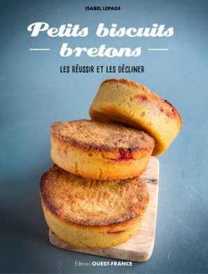 Petits biscuits bretons - Ouest-France - 9782737375224 -