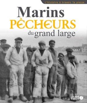 Pêcheurs de l'Ouest - ouest-france - 9782737385254 -