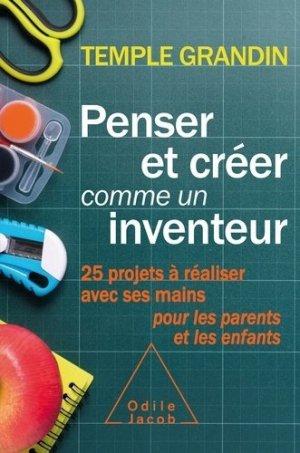 Penser et créer comme un inventeur - odile jacob - 9782738152763 -