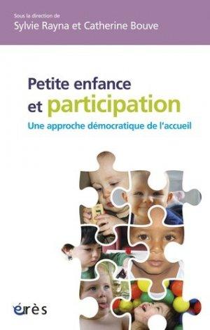 Petite enfance et participation - eres - 9782749236247 -