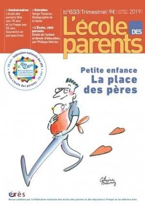 Petite enfance. La place des pères - eres - 9782749264967 -
