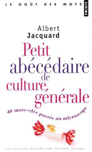 Petit abécédaire de culture générale - du seuil - 9782757817100 -