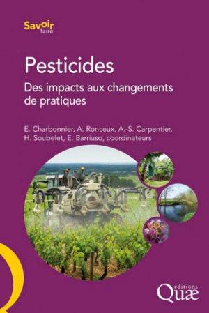Pesticides - quae  - 9782759223435 -