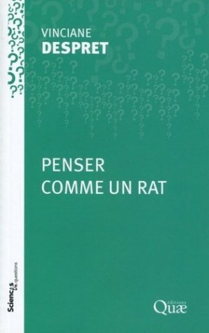Penser comme un rat - quae - 9782759224630