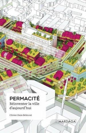 Permacité - editions mardaga - 9782804708993 -