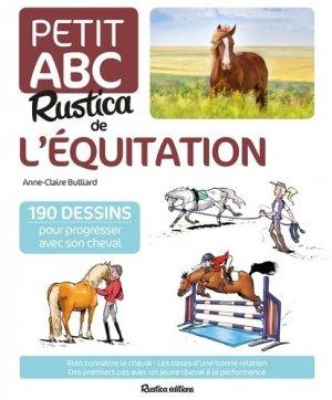 Petit ABC Rustica de l'équitation - rustica - 9782815311564 -