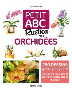 Petit ABC rustica des orchidées - rustica - 9782815312929