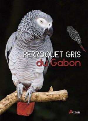 Perroquet gris du Gabon - artemis - 9782816009323 -