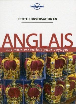 Petite conversation en anglais - Lonely Planet - 9782816171778 -