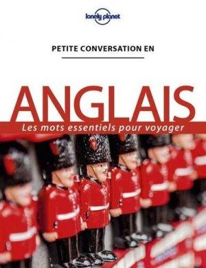 Petite conversation en anglais - Lonely Planet - 9782816179101 -