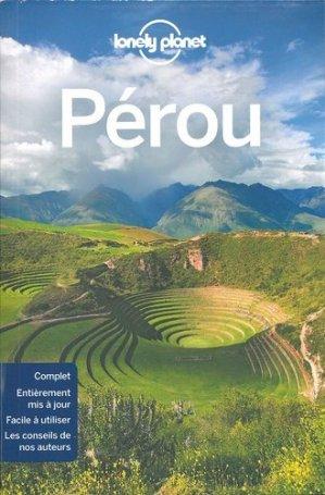 Pérou - lonely planet - 9782816179460 -