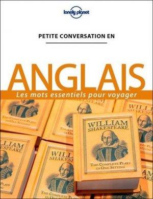 Petite conversation en anglais - Lonely Planet - 9782816186185 -