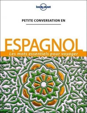 Petite conversation en espagnol - Lonely Planet - 9782816186208 -