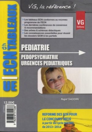 Pédiatrie - vernazobres grego - 9782818311486 -