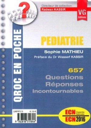 Pédiatrie - vernazobres grego - 9782818311844