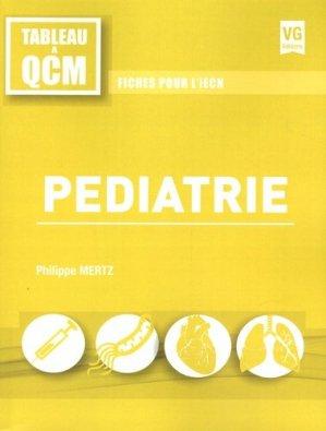 Pédiatrie - vernazobres grego - 9782818316306 -