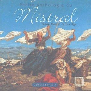 Petite anthologie du Mistral - equinoxe - 9782841354351 -
