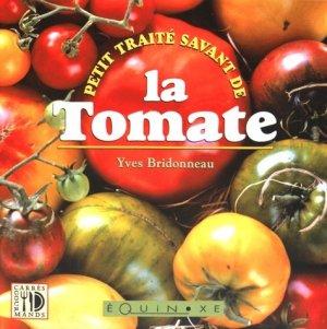 Petit traité savant de la tomate - equinoxe - 9782841359288 -