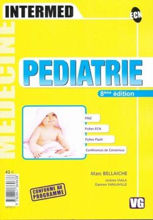 Pédiatrie - vernazobres grego - 9782841369638 -