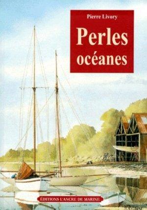 Perles océanes - ancre de marine - 9782841411535 -