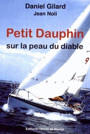 Petit Dauphin sur la peau du diable - ancre de marine - 9782841413027 -