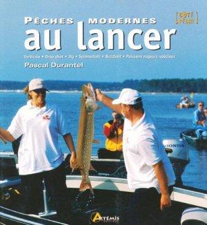Pêches modernes au lancer - artemis - 9782844164377 -