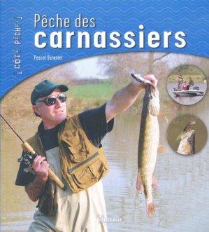 Pêche des carnassiers - artemis - 9782844166579 -