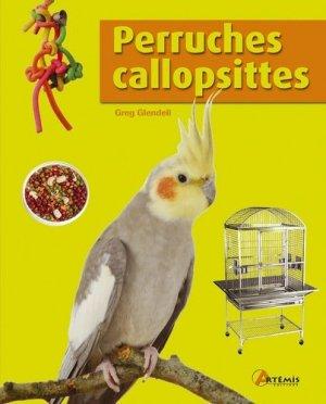 Perruches callopsittes - Artémis - 9782844168986 -