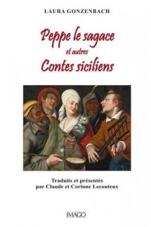 Peppe le sagace et autres contes siciliens - Imago (éditions) - 9782849529904 -