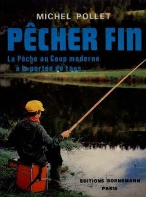 Pêcher fin - bornemann - 9782851821317 -