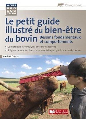 Petit guide illustré des besoins fondamentaux des bovins - france agricole - 9782855576831 -
