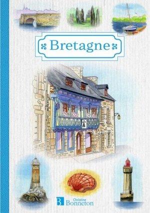 Petit carnet de notes Bretagne - Christine Bonneton - 9782862538563 -