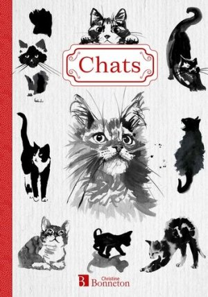 Petit carnet de notes Chats - Christine Bonneton - 9782862538570 -