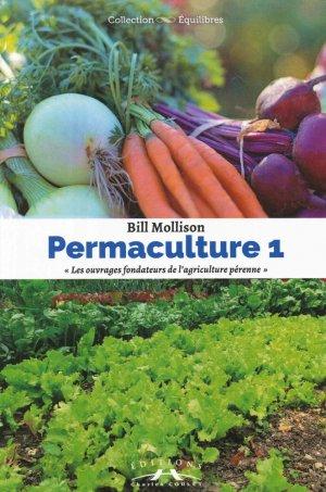 Perma-culture Tome 1 - corlet - 9782867330308