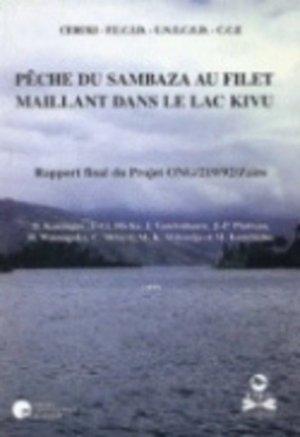 Pêche du sambaza au filet maillant dans le lac Kivu - presses universitaires de namur - 9782870372876