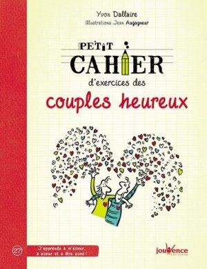 Petit cahier d'exercices des couples heureux - jouvence - 9782889115594 -