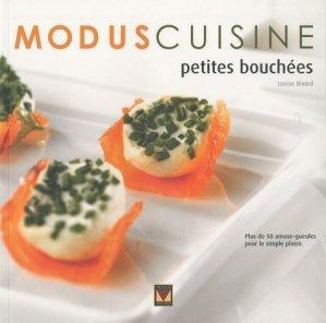 Petites bouchées - Modus Vivendi - 9782895236337 -