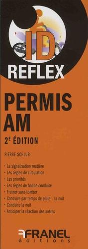 Permis AM. 2e édition - arnaud franel - 9782896036080 -