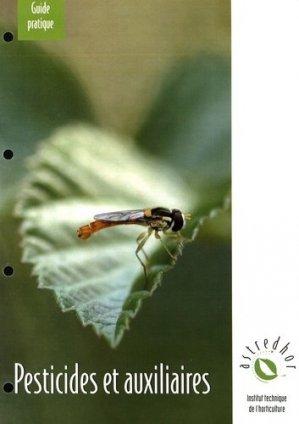 Pesticides et auxiliaires en culture ornementale - astredhor - 9782912664105 -