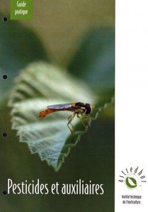 Pesticides et auxiliaires - astredhor - 9782912664235 -