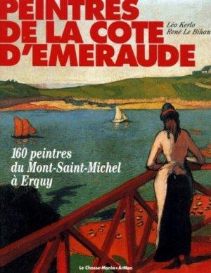Peintres des côtes de Bretagne - glenat - 9782914208079 -
