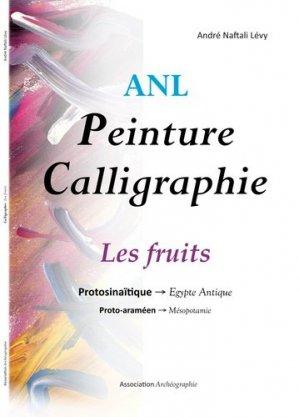 Peinture calligraphique - fondation archéographie - 9782940668373 -
