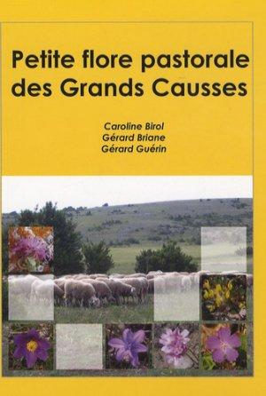 Petite flore pastorale des Grands Causses - adasea - 9782952612906 -