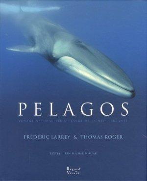 Pelagos - regard du vivant - 9782952996945 -