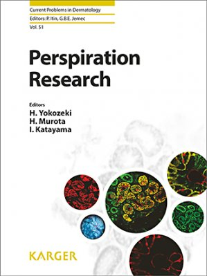 Perspiration Research - karger - 9783318059045 -