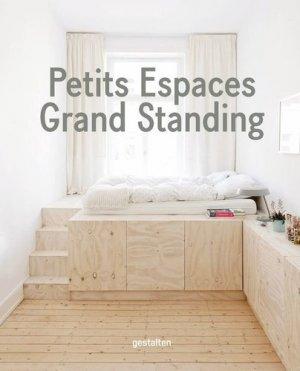 Petits espaces, grand standing - gestalten - 9783899558944 -