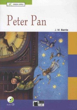 PETERPAN  - black cat - cideb - 9788853014139 -
