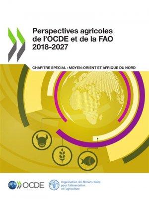 Perspectives agricoles de l'OCDE et de la FAO 2018-2027 - fao - 9789251305188 -