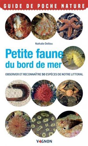 Petite faune du bord de mer - vagnon - 9791027104529 -