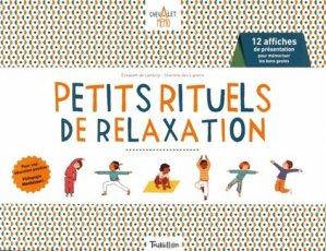 Petits rituels de relaxation - tourbillon - 9791027602490 -